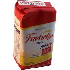 Hay harina para 30 días de consumo
