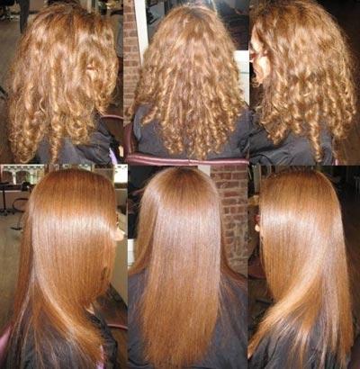 Keratina: El tratamiento cancerígeno para alisar el pelo