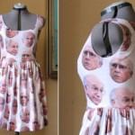 """Vestidos con las caras de los protagonistas de """"Seinfeld"""" son furor en ventas"""
