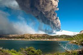 Alerta roja en Neuquén por el volcán Copahue