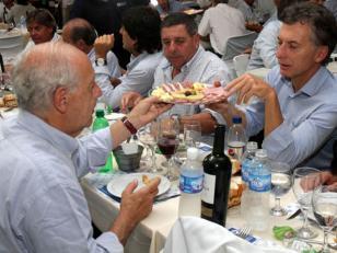 """Macri dijo que le resultó """"una sorpresa"""" la falta de acuerdo con Roberto Lavagna"""
