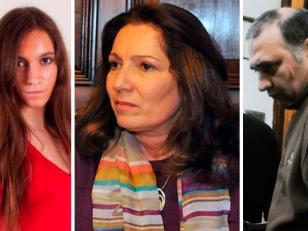 Caso Angeles: Funcionaria llamó al juez para pedir que reforzara la seguridad de Jorge Mangeri