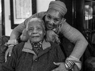 La vida de Nelson Mandela se apaga, dice su hija Makaziwe