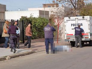 """Asaltó un comercio y se suicidó al ser rodeado por la Policía: """"Me van a llevar muerto"""""""