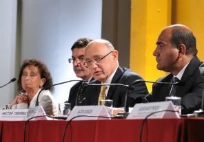 Se reúnen ministros de Salud de Argentina y el Caribe en Buenos Aires