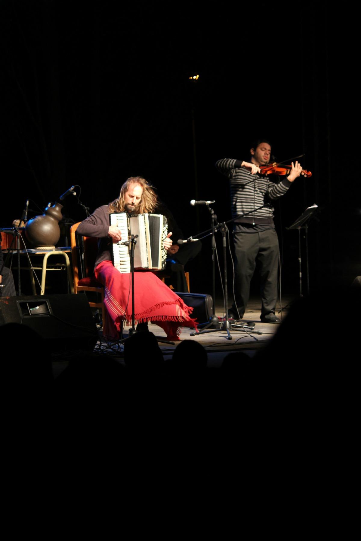 """Encuentro sobre la """"Nueva Música Folklórica Argentina"""""""