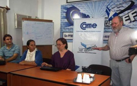 Industria textil: El INTI asiste a artesanos y pymes