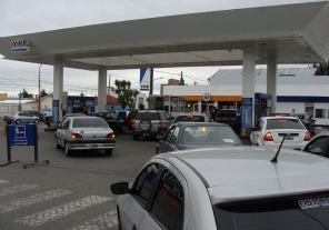 YPF alcanzó el 54% del mercado de combustibles