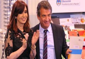 La Presidenta encabeza el acto por el Bicentenario de Paraná