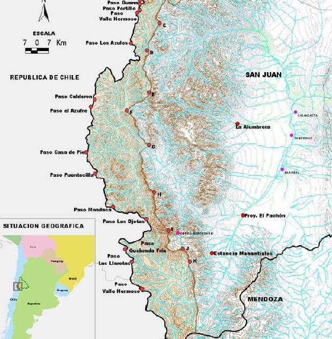 Aftosa: Imponen restricciones en los Valles de Calingasta