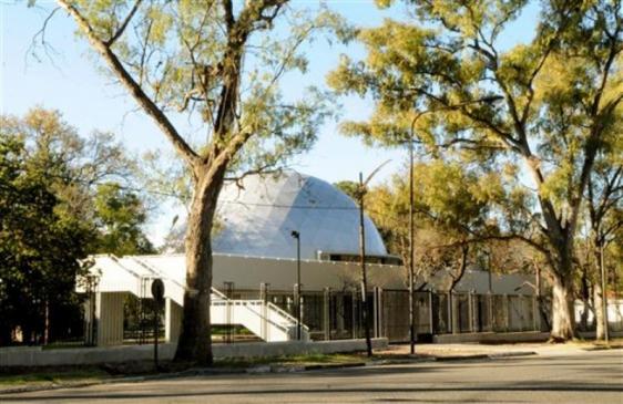 El Planetario más moderno de Latinoamérica en la ciudad de La Plata