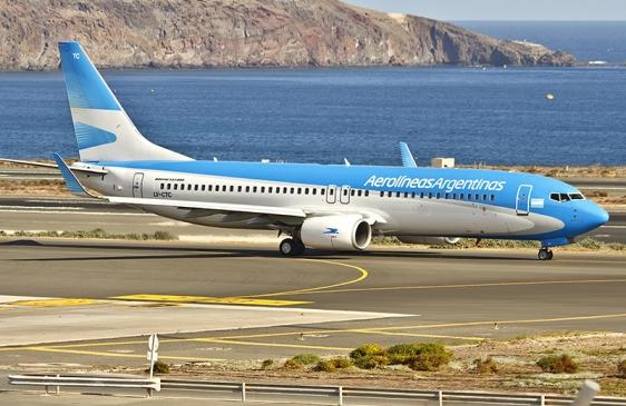Vacaciones de invierno: Aerolíneas Argentinas con aviones repletos