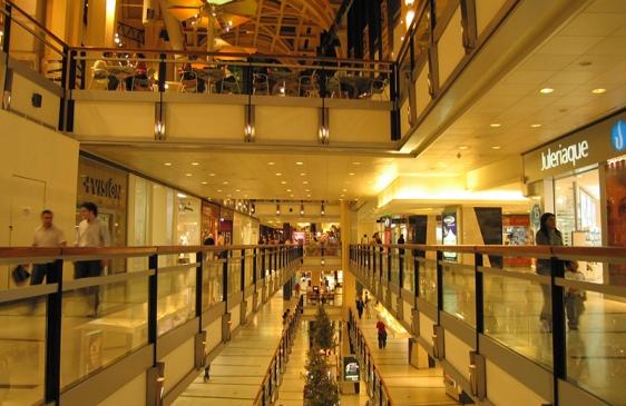 Las ventas en shoppings crecieron 38.7% en mayo