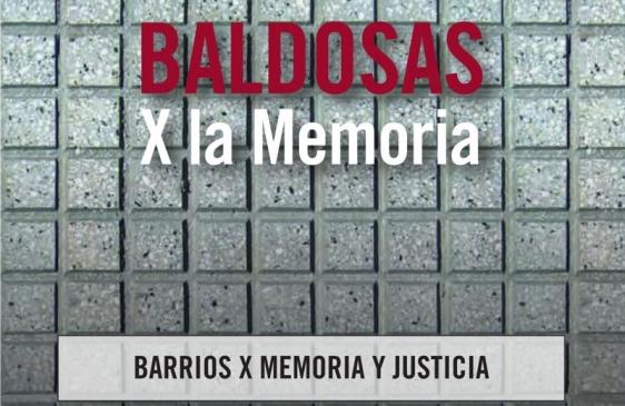 Homenaje a la militante desaparecida Cecilia Inés Cacabelos