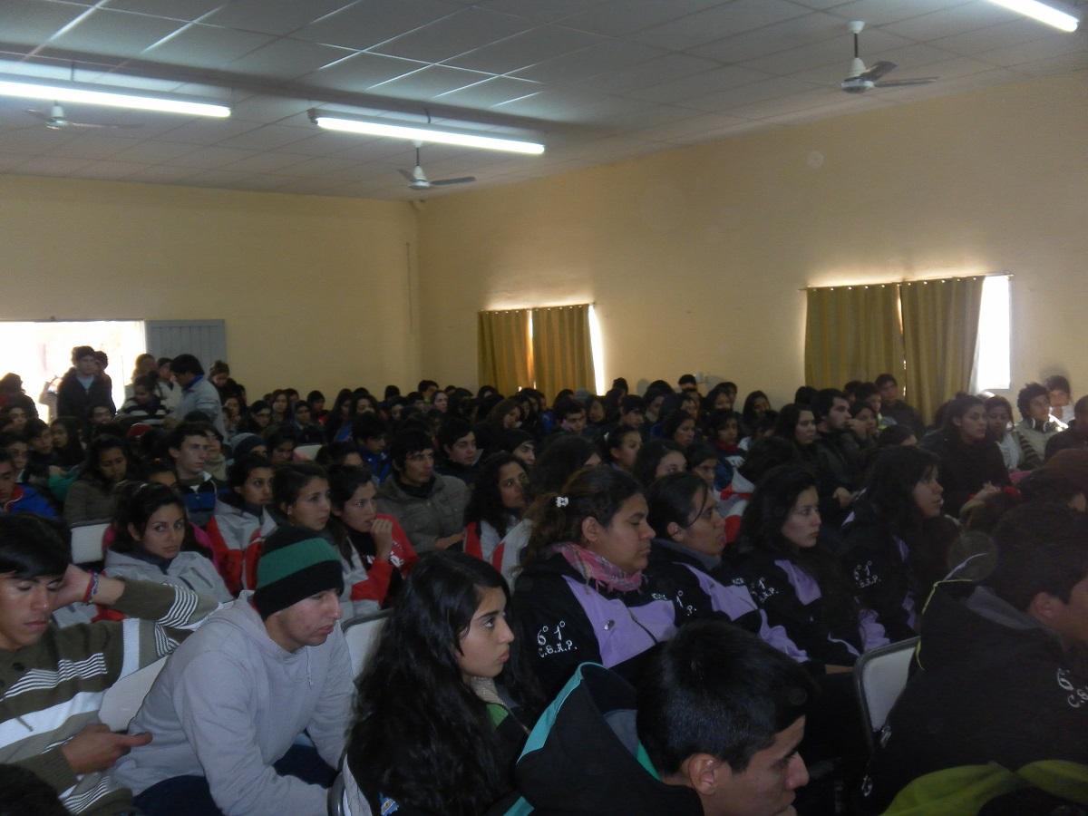 Desarrollo Social realizó un Encuentro Provincial de Jóvenes de San Juan