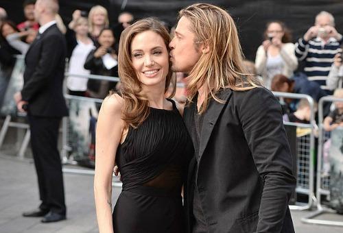 Foto: Angelina Jolie reaparece en público después de la doble mastectomía