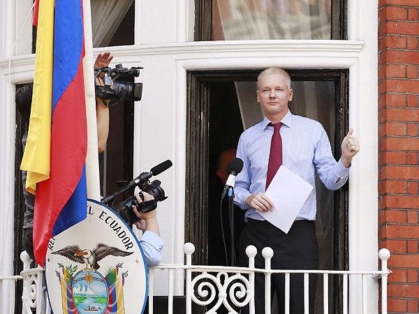 """Assange: """"Argentina tiene la vigilancia más agresiva de América Latina"""""""