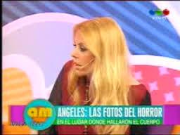 Barbie Simons se quebró al recordar a su padre por la foto de Ángeles