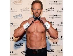 Foto: El galán de Beverly Hills 90210 ahora es stripper