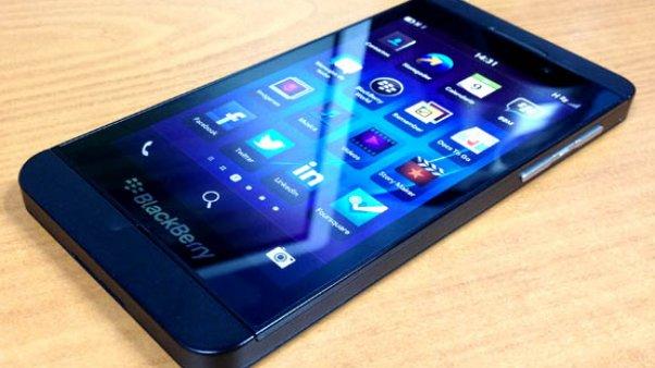 Comprar el BlackBerry Z10 en Argentina