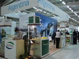 Argentina participó de la Feria Internacional de Argel