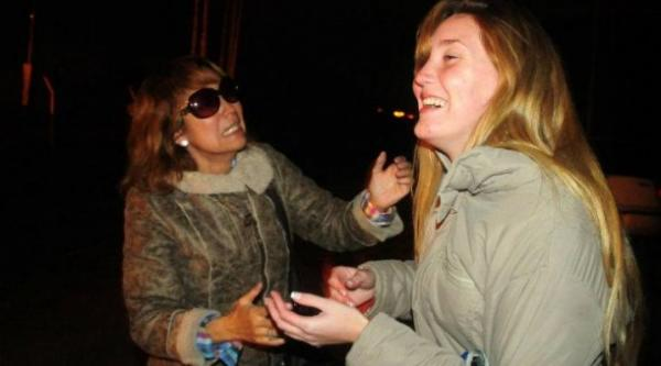 "Liberan a Tamara Blanco, ""La cheta"", del penal donde estuvo presa durante 9 meses"