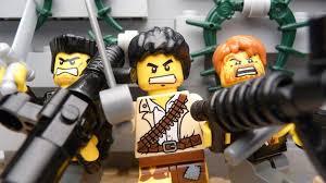 Piden a Lego que cambie las caras amenazantes de sus muñecos