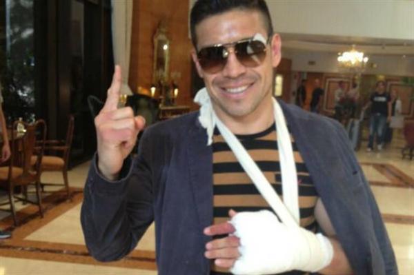 Maravilla Martínez prefiere escribir que saber pelear.