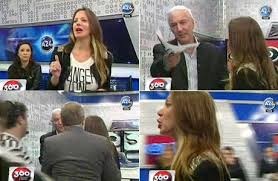 Video: Escándalo en el programa de Mauro Viale con Agustina Vicoli