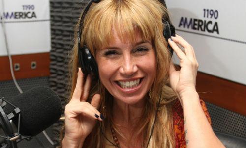 """Florencia Peña: """"No soy amiga de Cristina Kirchner y no tengo relación con ella"""""""
