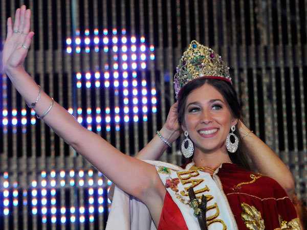 "Virreina del Malbec perdió su corona por insultar a Cristina.Dijo: ""Que la maten a la hdp jajajaja"""