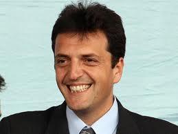 """Sergio Massa: """"Estoy absolutamente en contra de la re-reelección de Cristina"""""""