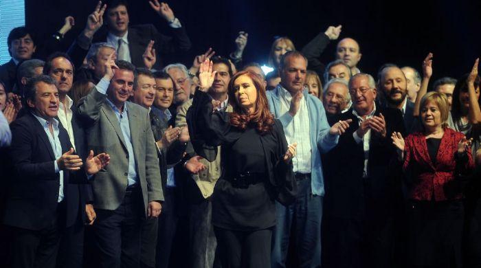 """Cristina: """"Si ya hemos ganado una década, tenemos que ganar otra década más"""""""