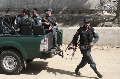 Relato de un periodista sobre ataque del Talibán