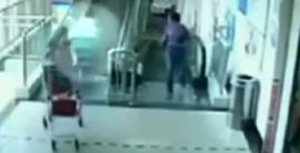 Video: Mujer muere atropellada por un carrito de supermercado
