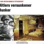 Fotos inéditas del búnker de Hitler