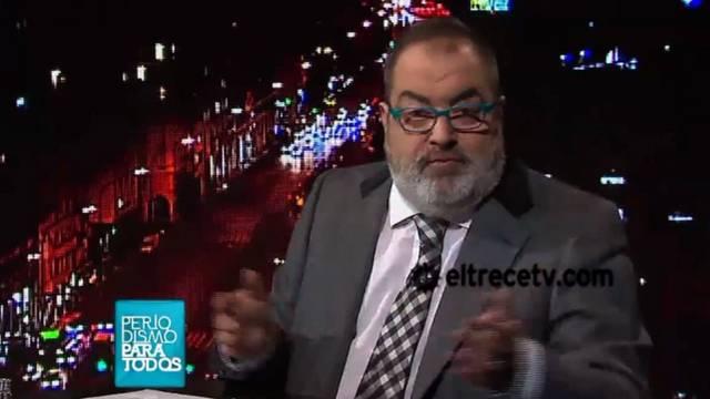 Video: La carta de Jorge Lanata a Cristina Kirchner