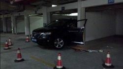 Pareja muere de manera espantosa estacionando su auto