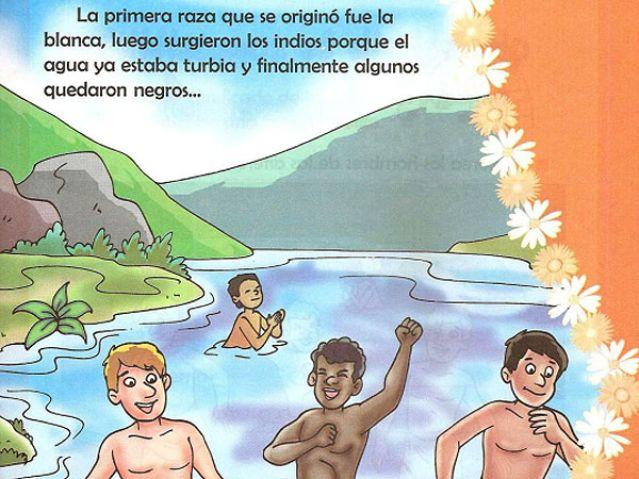 Perú : Polémica por libro escolar que promueve el racismo