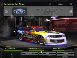 """Ford Mustang protagonizará """"Need for Speed"""""""