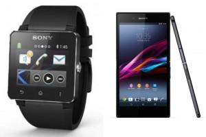 Sony lanza un reloj inteligente resistente al agua