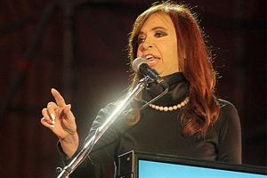 """Cristina Kirchner: """"Un diputado acompaña un proyecto, no es un rejunte para ganar una elección"""""""