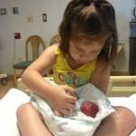 Fotos: Nació con 19 semanas y logró sobrevivir unos minutos