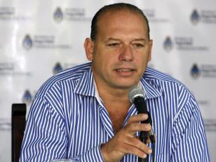 """Sergio Berni: """"El fútbol debería comenzar sin público visitante"""""""