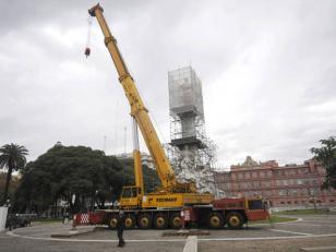 El PRO intentará recuperar el control de la Plaza Colón