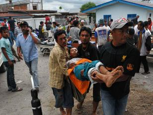 Indonesia: Terremoto dejó al menos 22 muertos