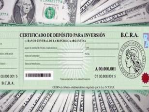 No se puede acceder al Cedin con dólares ya declarados