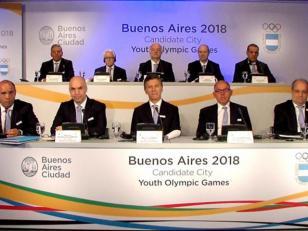 Buenos Aires , Sede de los Juegos Olímpicos de la Juventud de 2018
