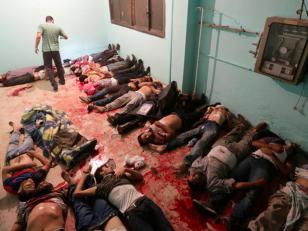 """Egipto: Llaman a """"levantamiento"""" tras la muerte de 42 partidarios de Mursi"""