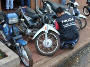 Se roban 27 motos por día